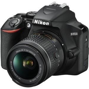 Nikon D3500 DSLR Camera with 18-55mm VR Lens - International Warranty