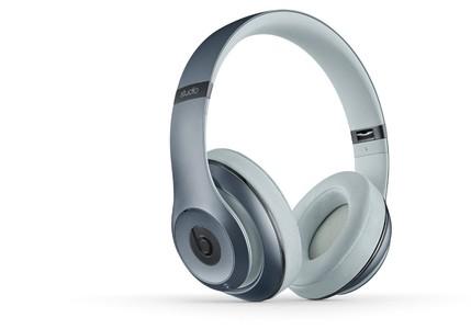 Beats Studio 2.0 Wired Headphone Metallic Sky