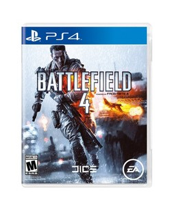Battlefield 4 Game For PS4