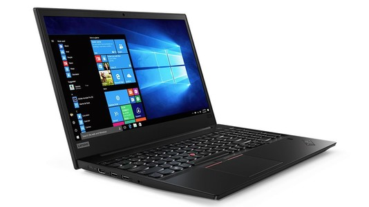 Lenovo ThinkPad E580 15.6 Core i7 8th Gen 8GB 1TB Radeon RX 550 Laptop Black - Official Warranty