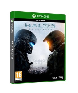 Halo 5 Guardians Game For Xbox One