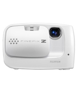 Fujifilm FinePix Z30 Digital Camera (White)