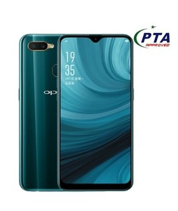 Oppo A5s 32GB 2GB RAM Dual Sim Green - Official Warranty