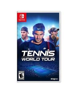 Tennis World Tour Game For Nintendo Switch