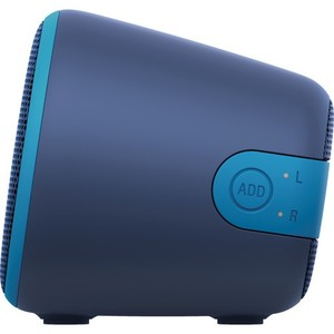 Sony Portable Bluetooth Wireless Speaker Blue (SRS-XB2)