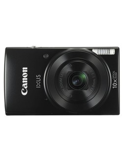 Canon Compact Digital Camera Black (IXUS-180)