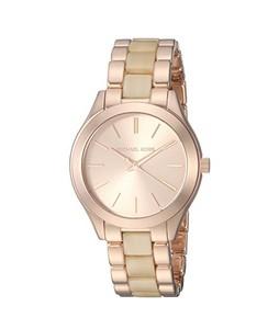 Michael Kors Mini Slim Runway Women's Watch Two Tone (MK3701)