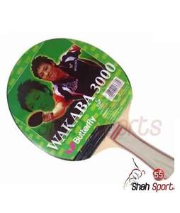 Shah Sports Butterfly Wakaba 3000 Table Tennis Racket