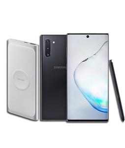 Samsung Galaxy Note 10 256GB 8GB Dual Sim Aura Black - Official Warranty