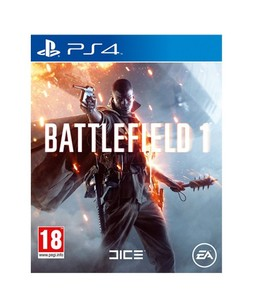 Battlefield 1 Game For PS4