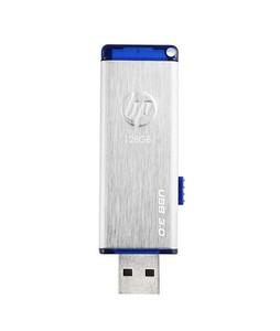 HP 128GB 3.0 USB Flash Drive Silver (X730W)