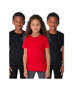 C-Tees Pack Of 3 Plain T-Shirt For Kids Multi (CKT10057)