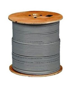D-Link 23AWG Cat 6A UTP Cable Roll 1000ft (NCB6AUGRYR35)