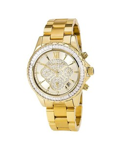 Michael Kors Madison Womens Watch Gold (MK5810)