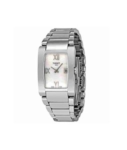 Tissot Generosi-T Womens Watch Silver (T0073091111300)