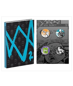 Watch Dogs 2 Book