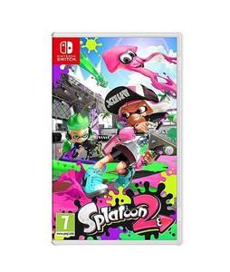 Splatoon 2 Game For Nintendo Switch