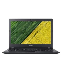 Acer Aspire 3 15.6 Core i3 7th Gen 1TB Laptop (A315-51-380T) - Official Warranty
