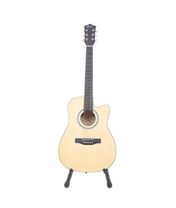 Bell 39 Matte Finish Acoustic Guitar with Bag Natural