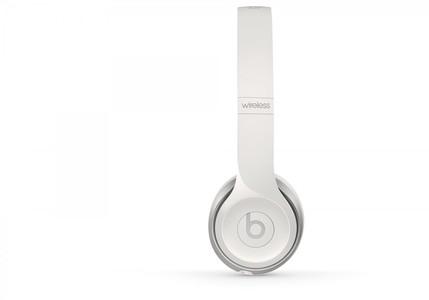 Beats Solo2 Wireless On-Ear Headphone White