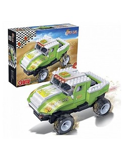 BanBao Aeolus R/C Car 165 Pcs Block Set (8213)