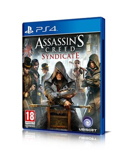 Assassins Creed Syndicate Game For PS4