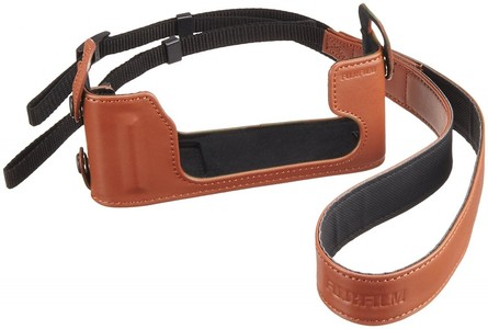 Fujifilm Half Leather Case For X-E1/X-E2 Digital Camera
