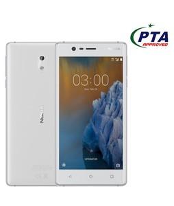 Nokia 3 16GB Dual Sim Silver - Official Warranty