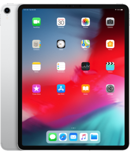 Apple iPad Pro (2018) 12.9 256GB 4G Silver