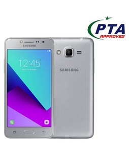 Samsung Galaxy Grand Prime+ 8GB Dual Sim Silver (G532FD) - Official Warranty