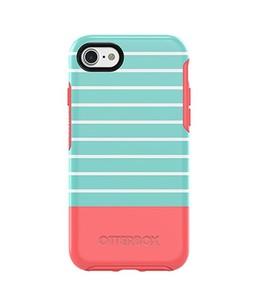 OtterBox Symmetry Series Graphics Aqua Mint Dip Case For iPhone 8