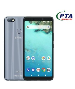 Infinix Note 5 64GB Dual Sim Berlin Grey (X604)