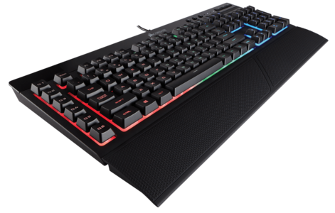 Corsair K55 RGB Gaming Keyboard (CH-9206015-NA)