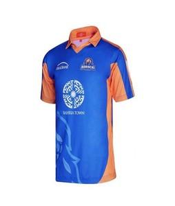 Karachi Kings Cotton T-Shirt Blue