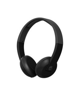 Skullcandy Uproar Bluetooth On-Ear Headphones Black/Gray (S5URHW-509)