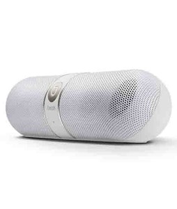 Beats Pill 2.0 Wireless Speaker Rose Gold White