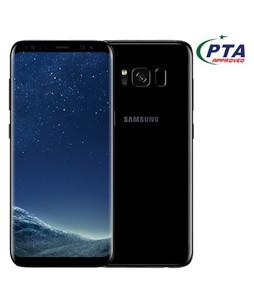 Samsung Galaxy S8+ 64GB Dual Sim Midnight Black (G955FD) - Official Warranty
