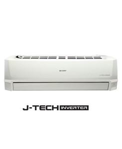 Sharp J-Tech Inverter Split Air Conditioner 1.5 Ton (AH-X18SEV)
