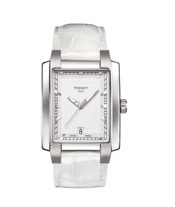 Tissot T-Trend Womens Watch White (T0613101603100)