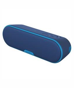 Sony Portable Bluetooth Wireless Speaker Blue (SRS-XB2)