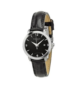 Tissot T-Classic Mens Watch Black (T0572101605700)
