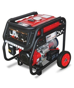 Homage 2.8 KVA Generator Black & Red (HGR-2.80 KV-D)