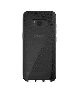 Tech21 Evo Check Lace Edition Smokey/Black Case For Galaxy S8