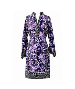 Khas Stores linen Kurti For Women Purple (KLE-2037-B)