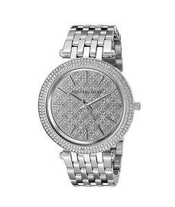 Michael Kors Darci Womens Watch Silver (MK3404)