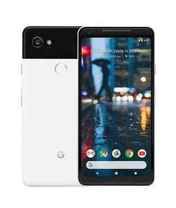 Google Pixel 2 XL 64GB Black/White