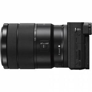 Sony Alpha A6500 Mirrorless Digital Camera With 18-135mm lens