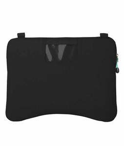 Brenthaven Tred Sleeve Plus Bag for 11-inch MacBook Air Black (2532)
