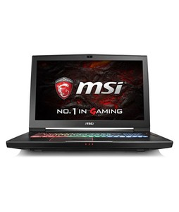 MSI GT73VR Titan Pro-1005 17.3 Core i7 7th Gen GeForce GTX 1080 Gaming Notebook