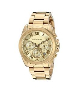 Michael Kors Brecken Womens Watch Gold (MK6366)